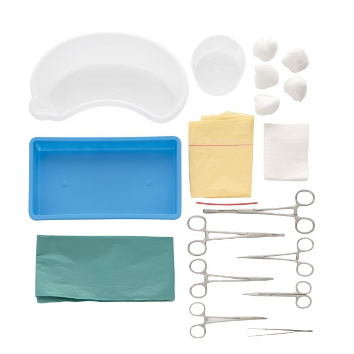 Single-Use Vasectomy Procedure Pack - (Single)