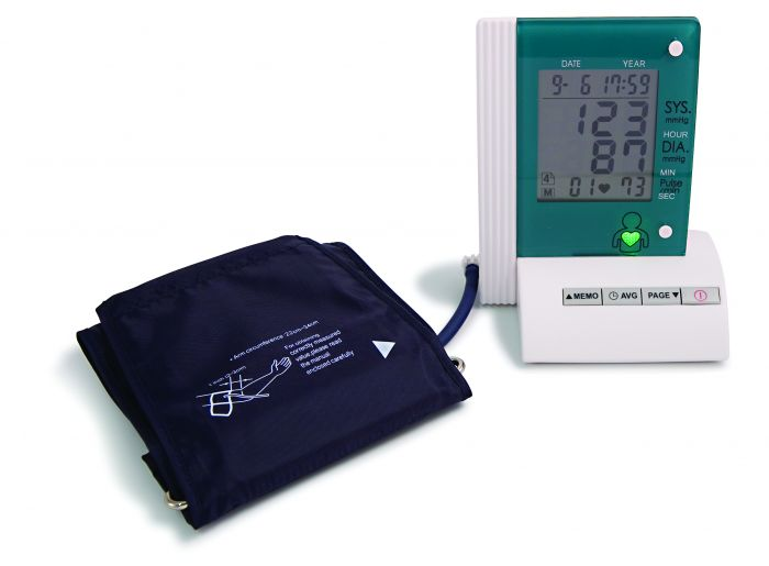 Hillcroft Pro-Check HU61M Digital BP Monitor - (Single)