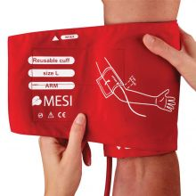 LARGE CUFF SET FOR MESI ABPI MED SCREENING DEVICE - ARM, LEFT ANKLE & RIGHT ANKLE - (Single)